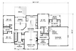 images one level country house plans house plan 24748 at familyhomeplans