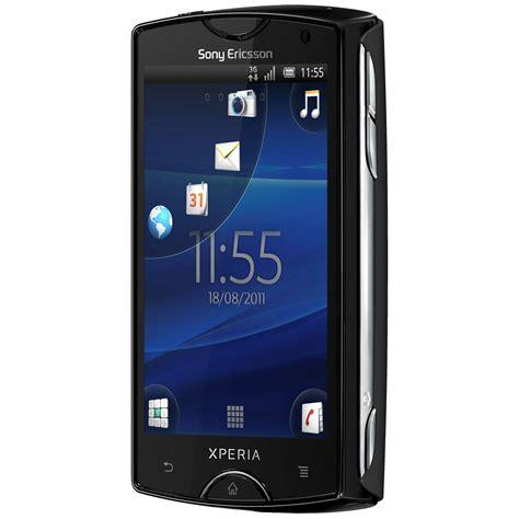telephone portable sony sony ericsson xperia mini noir mobile smartphone sony