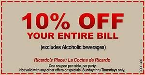 Place Des Tendances Code Promo : ricardo 39 s pizza coupons ~ Dailycaller-alerts.com Idées de Décoration