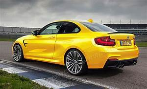 Bmw M2 To Get  370hp With A Manual