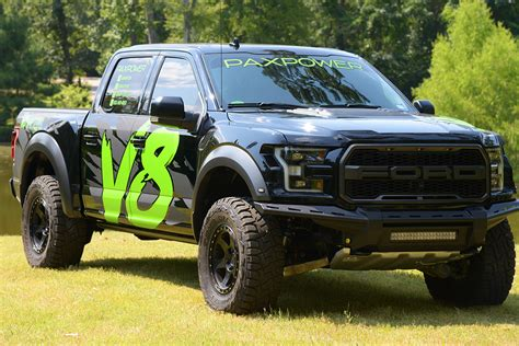Paxpower Releases The V8raptor, A 758-horsepower
