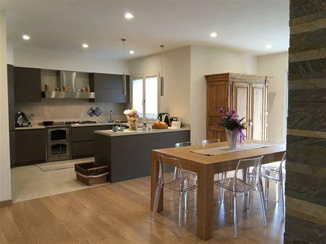 cucina con sala da pranzo cucina e sala da pranzo moderna arredamenti moderni