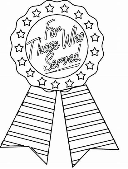 Thank Coloring Pages Service Printable Getcolorings