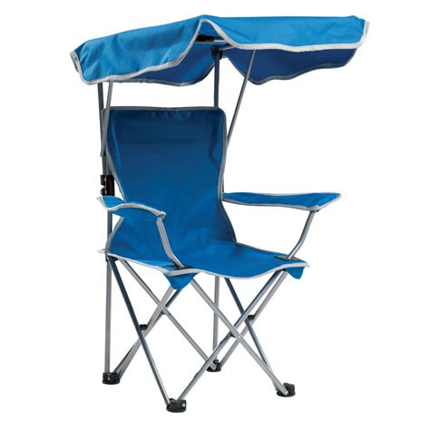 kmart chairs with canopy northwest territory kid s canopy cing chair fitness