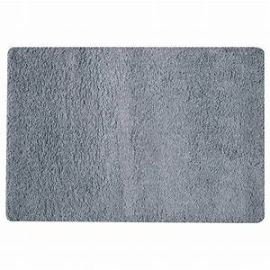 tapis a poils longs gris 120 x 180 cm magic maisons du monde With tapis à poils longs