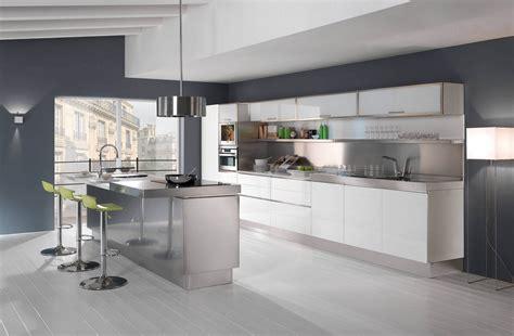 cucine acciaio trend arca cucine italia cucine in acciaio inox