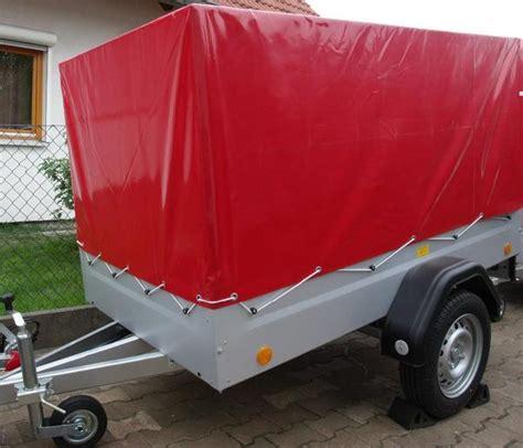 anhaenger 750 kg kaufen 750 kg anh 228 nger mit hochplane und spriegel in brieselang