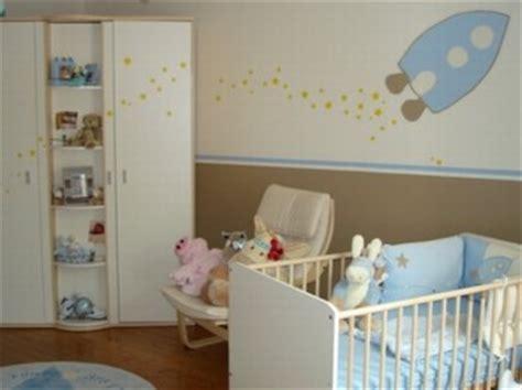 chambre theme espace décoration chambre bébé espace