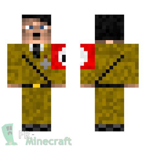 Minecraft Pe Hitler Skin Download Windcarepah - Skins para minecraft pe hitler