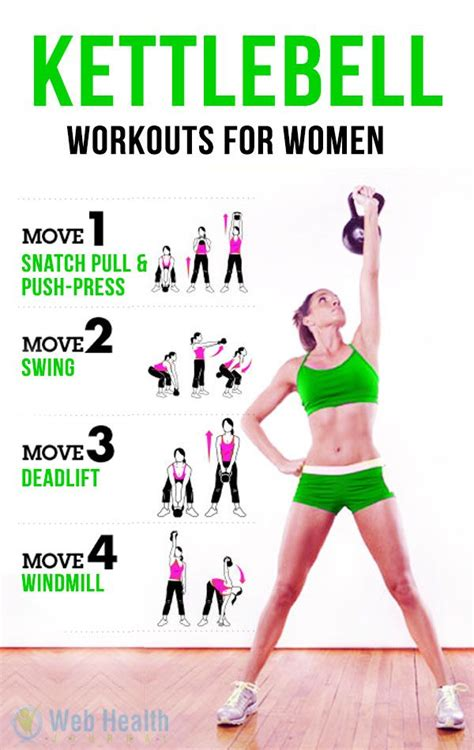kettlebell workouts workout routines dumbbell beginners benefits fitness training challenge mass