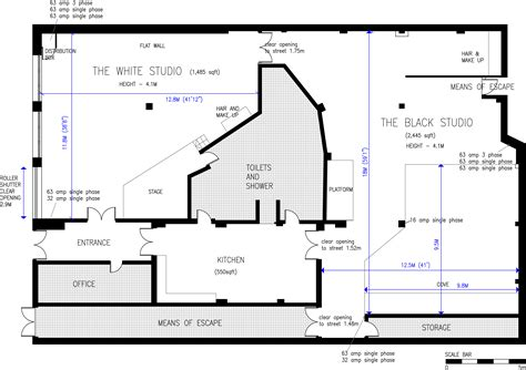 design plans photography studio design plans imgkid com the