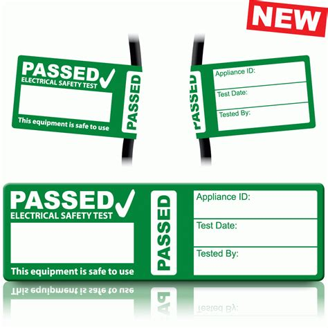 Buy 4th Edition Pat Testing Labels  Cable Wrap Pat Test. Savage Opress Logo. Subtlety Signs. Floating Lantern Murals. Temper Signs. House Window Logo. Global Murals. Kerala Murals. Public Safety Signs Of Stroke