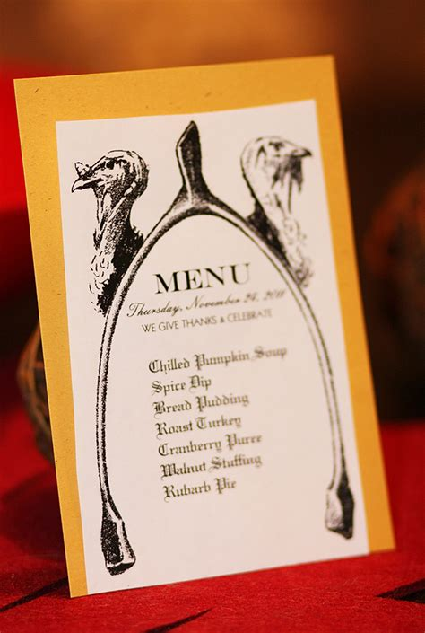 printable thanksgiving menu card vintage clipart call