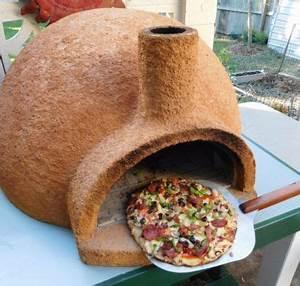 Four Pizza Exterieur : fabriquer un four a pizza exterieur ~ Melissatoandfro.com Idées de Décoration