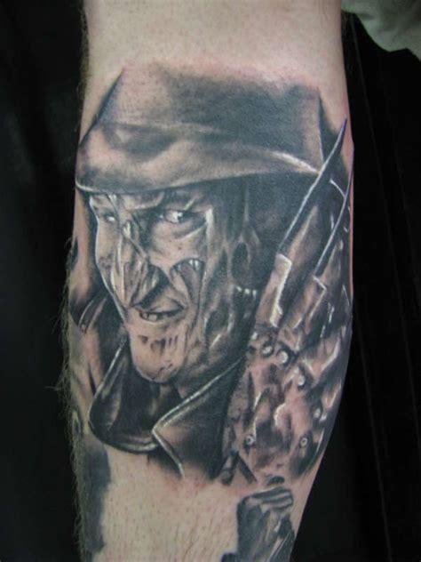 nightmare  elm street tattoo