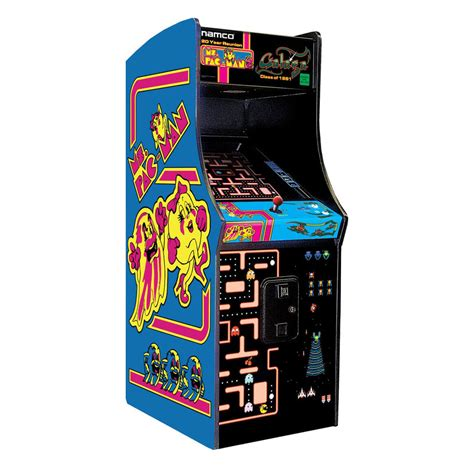 Buy Ms Pac Man Galaga Arcade Game Online At 2999
