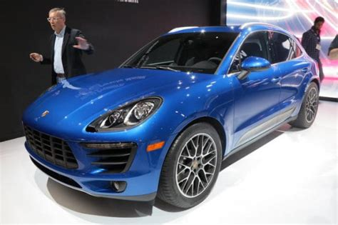 Porsche Macan Sound Turbo V6 La Auto Show 2013 by Porsche Injecting Diesel Power Into Macan For Us Market