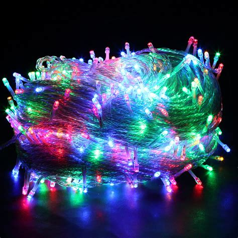 30m 300 led fairy string light wedding christmas tree new