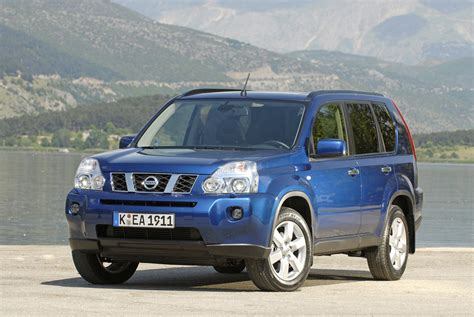 nissan x trail 2 5 2007 auto and specification