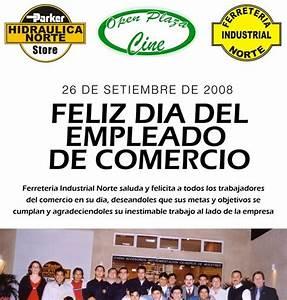 Ferreteria Industrial Norte: FELIZ DIA DEL EMPLEADO DEL COMERCIO