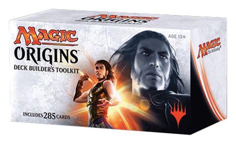 magic the gathering deck builder toolkit 2017 origins packaging magic the gathering