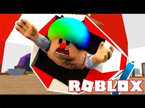 Escape The Crazy Circus  Roblox Obby Youtube