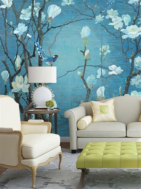 deco tapisserie chambre les 25 meilleures idées de la catégorie papier peints