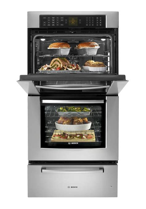 bosch  series double wall oven warming drawer  genu flickr