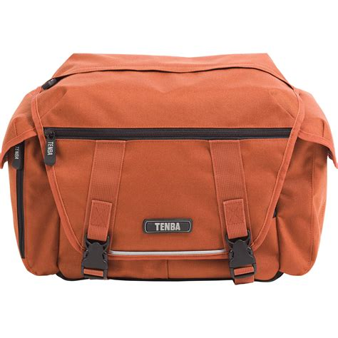 tenba messenger camera bag burnt orange   bh photo