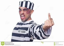 Image result for angry convict
