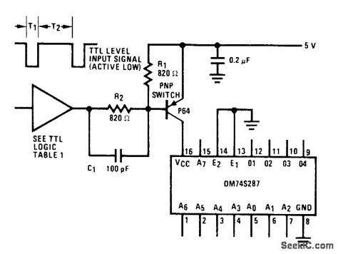 Prom Power Down Basic Circuit Diagram Seekic