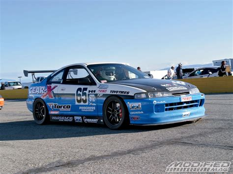 Acura Racing by Acura Integra Type R Race Car Classic Cars