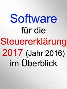 Steuererklärung 2016 Berechnen : steuererkl rung 2017 software alternativen zum elster ~ Themetempest.com Abrechnung