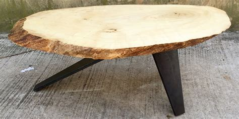 how to make a live edge table final assembly of live edge coffee table