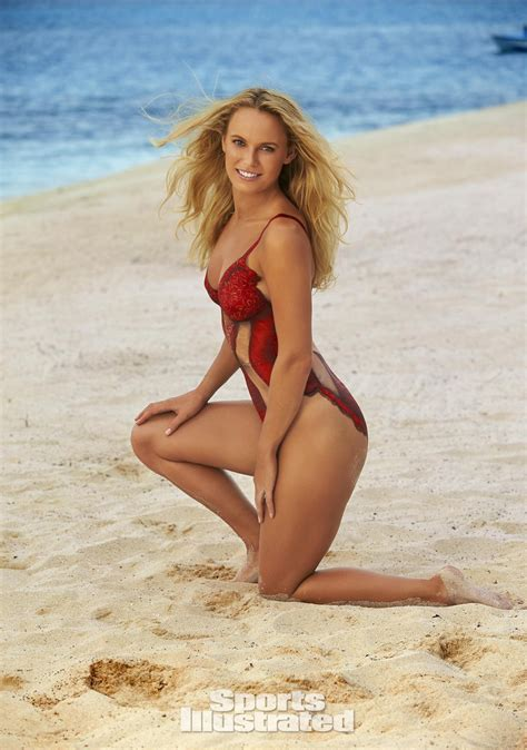 Caroline Wozniacki Hot Celebs Home