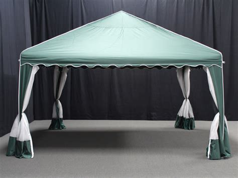garden party canopy gazebo    green