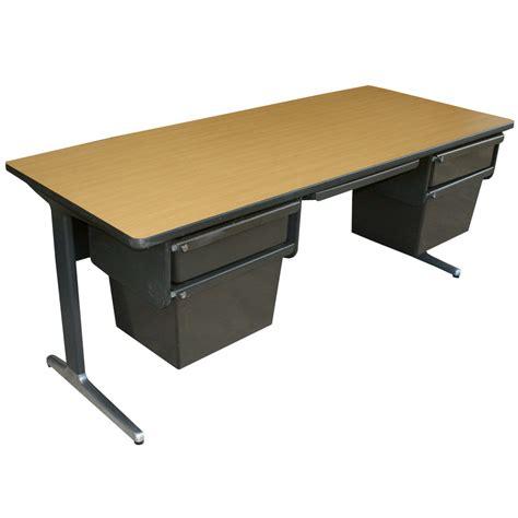 herman miller desk l 6ft herman miller george nelson desk ebay