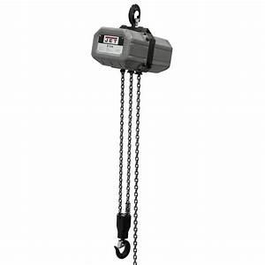Speedway 1 Ton Manual Chain Hoist-7518