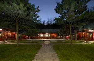 Maison traditionnelle chinoise : Siheyuan
