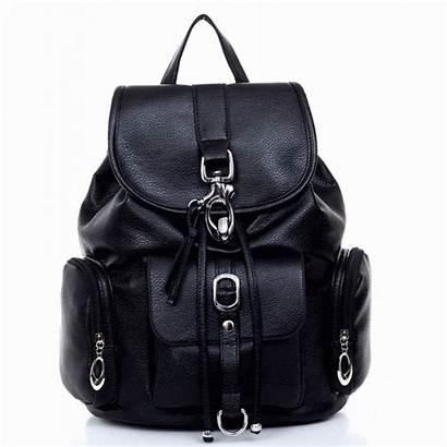Backpack Schoolbag Buckle Multi College Pockets Bags