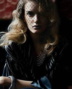 VOGUE UK December 2005 'leading lady' Lily Donaldson by ...