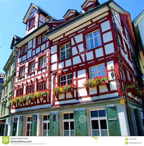 Architecture Building House City Old Window Europe
