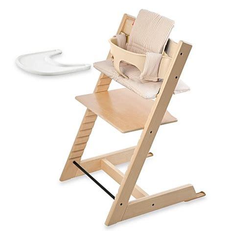 Stokke Tripp Trapp Barnstol Malm by Stokke 174 Tripp Trapp 174 High Chair Complete Bundle In