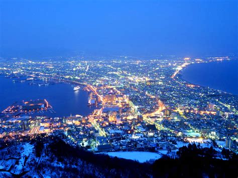 Mt. Hakodate Ropeway ขึ้นรถกระเช้าไปชมยอดเขาฮาโกดาเตะ ...