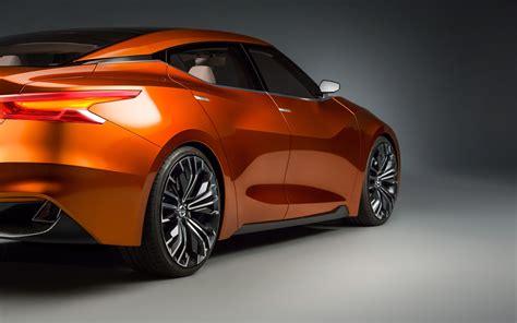 2018 Nissan Sport Sedan Concept Details 6 2560x1600