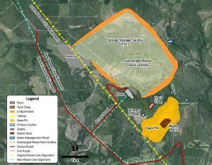 Tungsten Deal Reached For Northcliff's Sisson Project