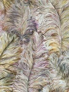 profhome 822205 grafik tapete federn glanzend alt rosa With balkon teppich mit tapete mit federn