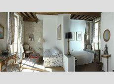 cute french studio apartment love the backtoback