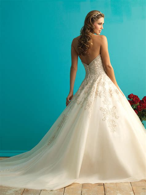allure bridals dress  terry costa