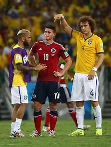 James Rodriguez Pictures - Brazil v Colombia: Quarter ...